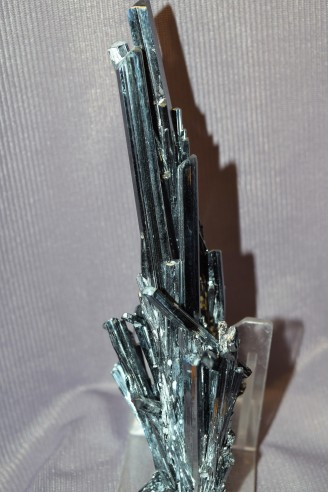 Item 030416-02: Stibnite, Wuling Mine, Wunite, Jiujiang, Jiangxi, China. $440.00.