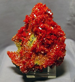 Item # 041214-8: Vanadinite